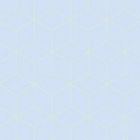 HEXACUB Bleu Ciel